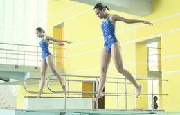 ĐT nhảy cầu Việt Nam với mục tiêu tại SEA Games 29