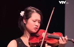 Tài năng violon Đỗ Phương Nhi biểu diễn nhiều tác phẩm cổ điển khó nhất