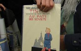 """Café Sáng với VTV3: """"Những cuộc phiêu lưu của Tintin"""" tái bản màu"""