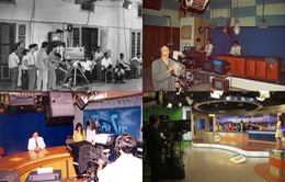 Ngôi nhà VTV thay đổi thế nào trong những năm qua?