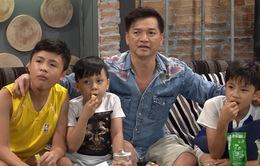 Gia đình vui nhộn hấp dẫn ngay từ tập đầu tiên