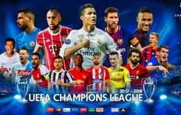 Lịch thi đấu Champions League lượ trận thứ 5: Tâm điểm Juventus - Barcelona, Atletico - AS Roma