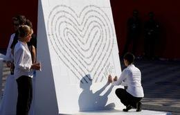 Pháp tưởng niệm 1 năm vụ khủng bố tại Nice