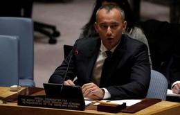 Liên Hợp Quốc kêu gọi nối lại đàm phán về giải pháp 2 nhà nước