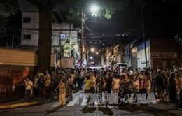 Tòa nhà Tòa án Tối cao Venezuela bị thả lựu đạn