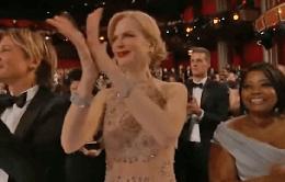 Bị chê vỗ tay như… hải cẩu, Nicole Kidman lên tiếng giải thích