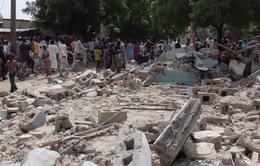 Tấn công liều chết ở Nigeria