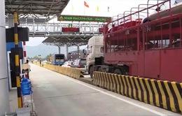 Trạm thu phí Ninh An, Khánh Hòa miễn giảm phí cho người dân