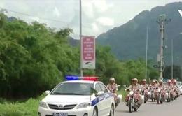 Ninh Bình đảm bảo an toàn giao thông phục vụ APEC