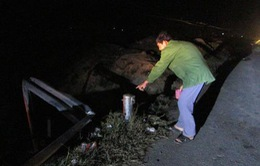 Tai nạn giao thông tại Ninh Thuận, 5 người thương vong