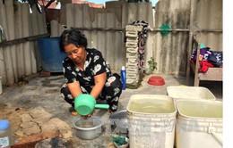 Ninh Thuận: Hơn 3.000 hộ dân vùng hạn được cấp nước sạch