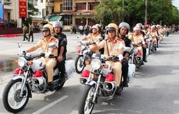 Bình Định: Ra quân đảm bảo trật tự ATGT dịp lễ 30/4 và 1/5
