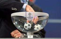 17h chiều nay bốc thăm vòng 1/8 UEFA Champions League