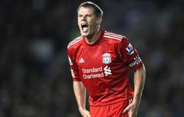 """Huyền thoại Liverpool giận dỗi vì bị đồng đội cũ """"khoá mồm"""" trên Twitter"""