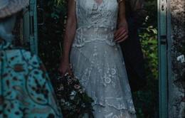 Tìm thấy chiếc váy cưới 105 năm tuổi nhờ mạng xã hội