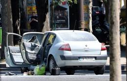Pháp: Tìm thấy nhiều loại súng tại nhà riêng kẻ đâm xe ở Champs Elysees