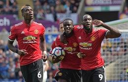 Man Utd vắng bóng trong top 10 cầu thủ nhanh nhất Ngoại hạng Anh