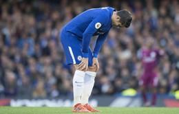 Morata báo tin vui cho Chelsea