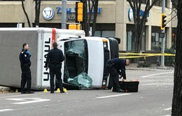 Cảnh sát Canada bắt giữ nghi phạm vụ tấn công tại Edmonton