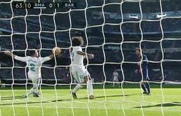 """""""Tội đồ"""" Carvajal chơi... bóng chuyền, Real thua tan nát ngay tại Bernabeu"""