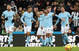 Lịch thi đấu và BXH Ngoại hạng Anh vòng 21: Man City không gì cản bước, Arsenal và Chelsea dễ thở.