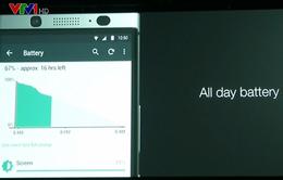 BlackBerry ra mắt điện thoại thông tin