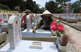 Tôn tạo, nâng cấp Nghĩa trang liệt sĩ quốc gia Trường Sơn