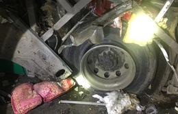 Vụ nổ xe khách ở Bắc Ninh: 12 người bị thương cơ bản ổn định