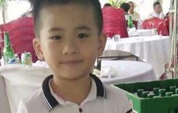Tìm thấy thi thể bé trai mất tích bí ẩn ở Quảng Bình
