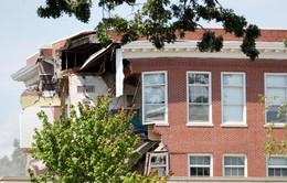 Nổ lớn gây sập trường học ở Mỹ, ít nhất 1 người thiệt mạng