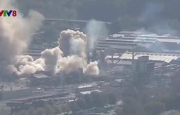 Mỹ: Nổ nhà máy hóa chất ở Tennessee