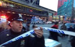 Mỹ: Vụ nổ gần Quảng trường Thời đại là một âm mưu tấn công khủng bố