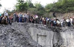 Nổ mỏ than tại Iran, khoảng 50 thợ mỏ bị mắc kẹt