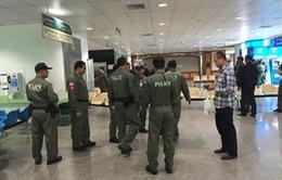 Nổ bom ở Thái Lan, 24 người bị thương