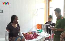 Lào Cai: Nổ khí gas, 10 người trong gia đình bị bỏng