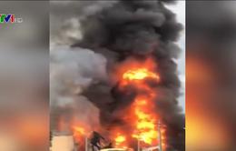 Nổ đường ống dẫn khí ở Trung Quốc, 8 người thiệt mạng
