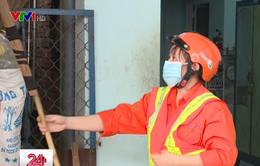 Hàng ngàn công nhân môi trường tại TP.HCM bị nợ lương