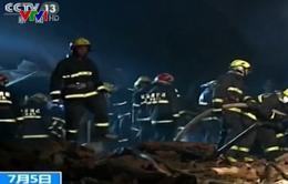 Nổ đường ống khí gas ở Trung Quốc, hơn 90 người thương vong