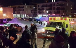 Cảnh sát truy tìm nghi phạm thứ 3 vụ xả súng ở Quebec