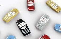 """Sự trở lại của điện thoại """"cục gạch"""" Nokia 3310"""