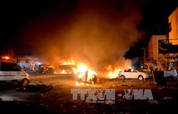 Nổ lớn tại Pakistan, ít nhất 12 người thiệt mạng