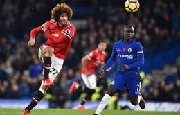 Man Utd đổi ý, tăng lương hòng giữ lại Fellaini