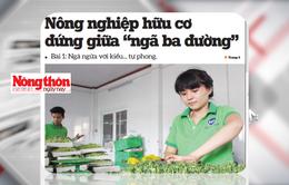 """Người tiêu dùng """"khát"""" sản phẩm nông nghiệp hữu cơ"""