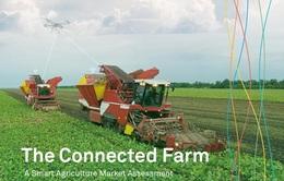 Nông nghiệp thông minh - Cơ hội lớn dành cho các nhà khai thác mạng viễn thông