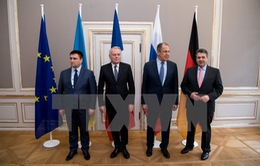 Đức đăng cai cuộc họp Nhóm Normandy về khủng hoảng Ukraine
