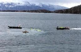 Tai nạn tàu biển tại Na Uy, 11 du khách Anh bị thương