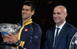 Novak Djokovic không cam kết gắn bó lâu dài với Andre Agassi
