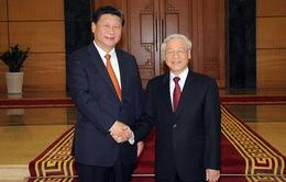 Tổng Bí thư sẽ thăm chính thức Trung Quốc