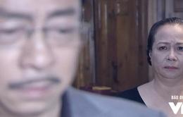 """Tập 40 phim Người phán xử: Bà Hồ Thu rơi nước mắt giao """"sổ đen"""" của Phan Thị, Phan Quân khẳng định vị trí của Lê Thành"""