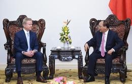 Thủ tướng Nguyễn Xuân Phúc tiếp cựu Thượng nghị sĩ Hoa Kỳ